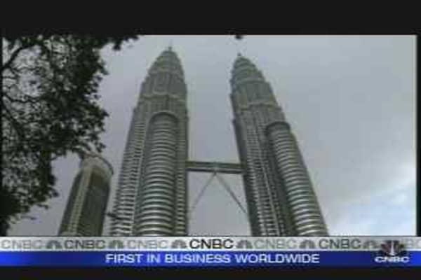 Asian Financial Crisis: Malaysia