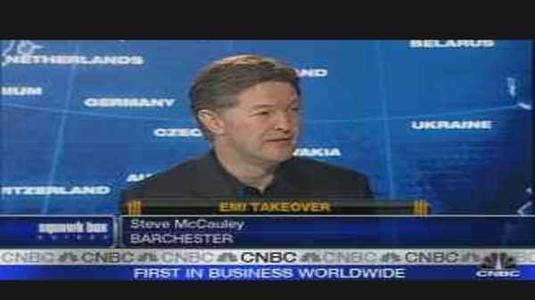 EMI Bid Deadline Expires