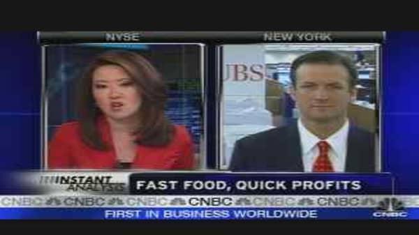 Fast Food's Fast Profits