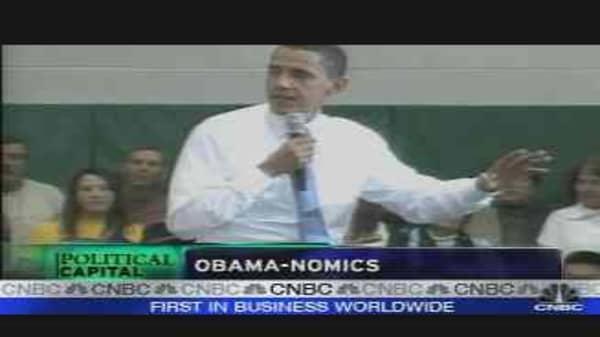 Barack's Economic Guru