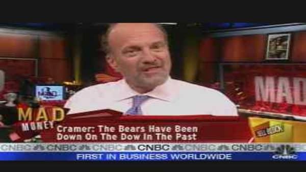 Cramer Is Back