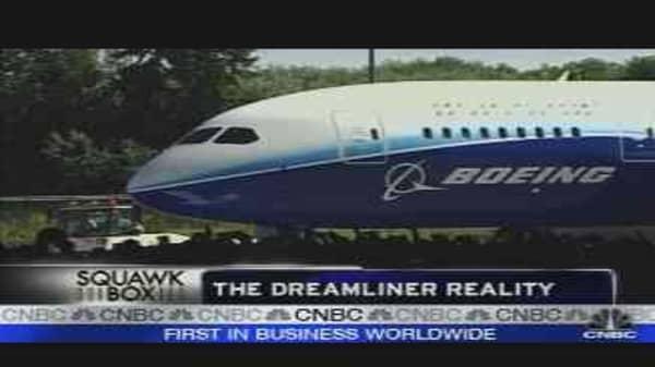 Dreamliner Delay