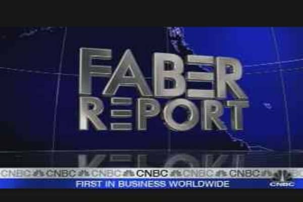 Faber Report: Carlyle/Sequa Deal
