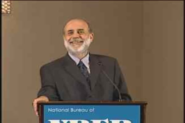 Bernanke Q&A