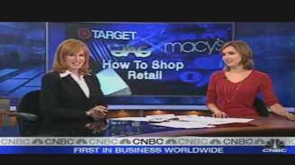 Tough Time to Short Retail