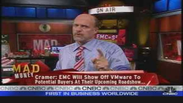 Spotlight on EMC Corp.