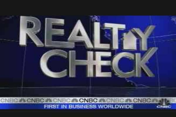 Realty Check: Foreclosures