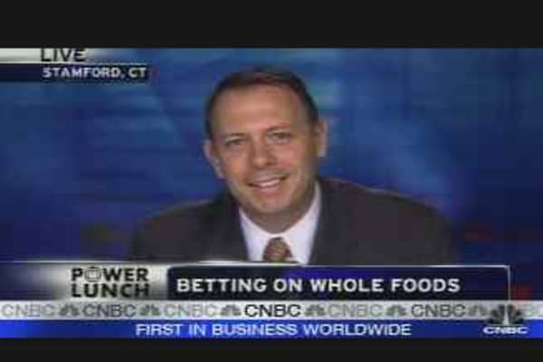 Betting on Whole Foods
