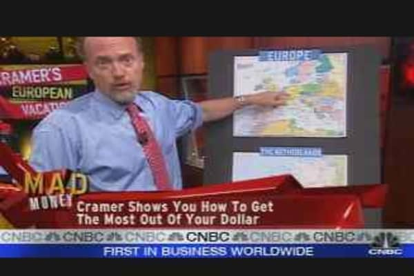Cramer's European Vacation