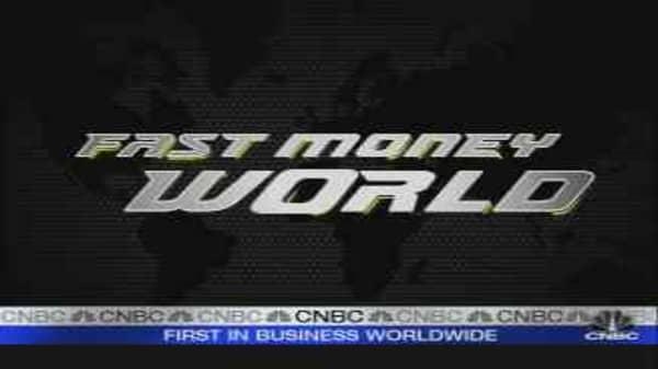 Fast Money World: India