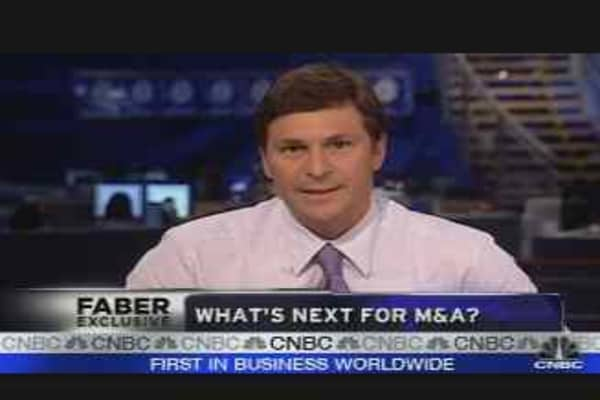 What's Next for M&A