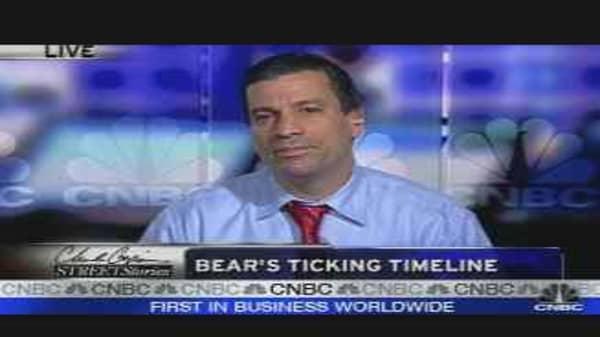 Bear's Ticking Timeline