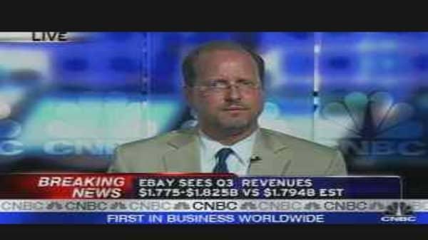 Ebay Earnings & Reaction