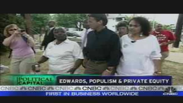 Edwards, Populism & Private Equity