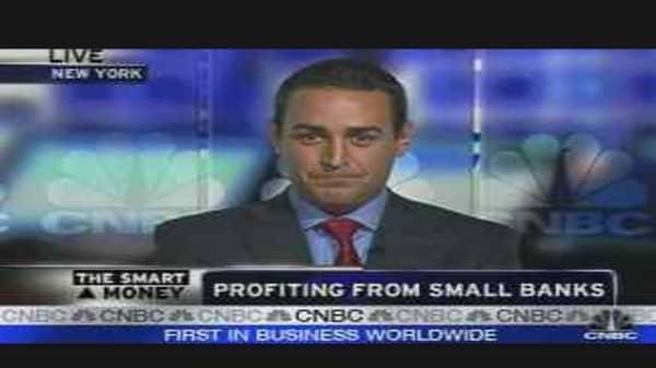 Smart Money: Small Banks