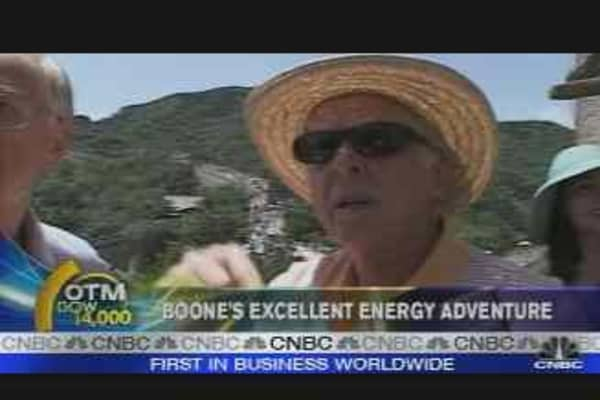 Boone's Excellent Adventure