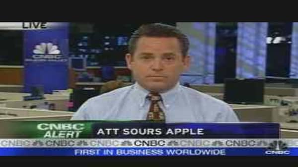 A Bite Out of Apple