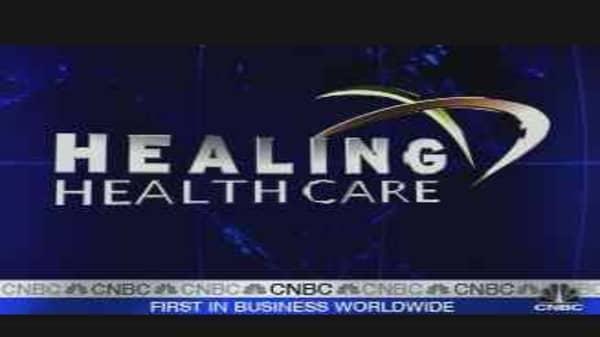 Healthy Dose of Venture Capital