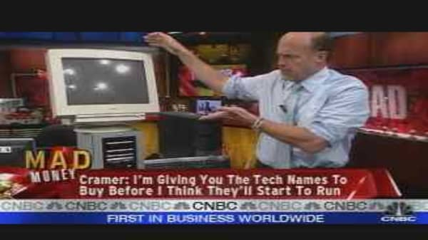 Time 4 Tech: Dell, HPQ