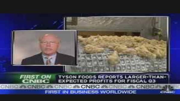 Tyson Foods: Fat Profits