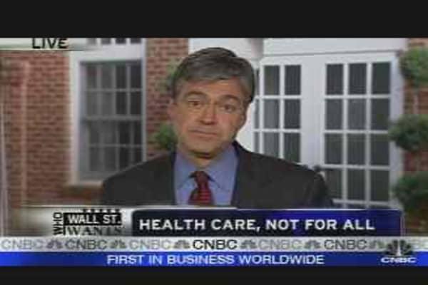 Giuliani's Health Care Prescription
