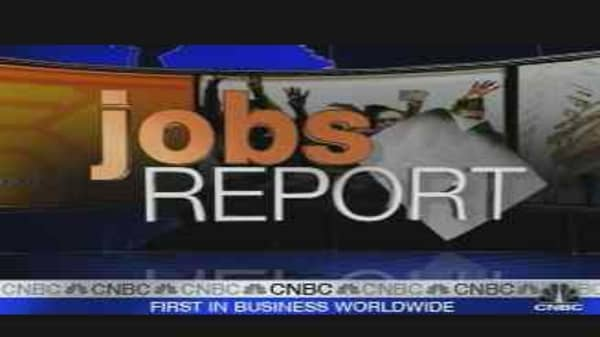 Breaking News: Jobs Report