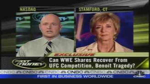 Linda McMahon Exclusive
