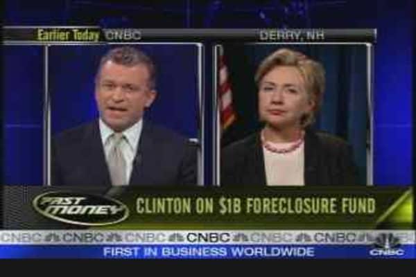 The Hillary Trade
