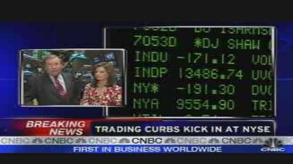 Stocks Plunge pt. 2