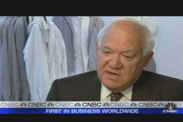 Perry Ellis CEO Speaks