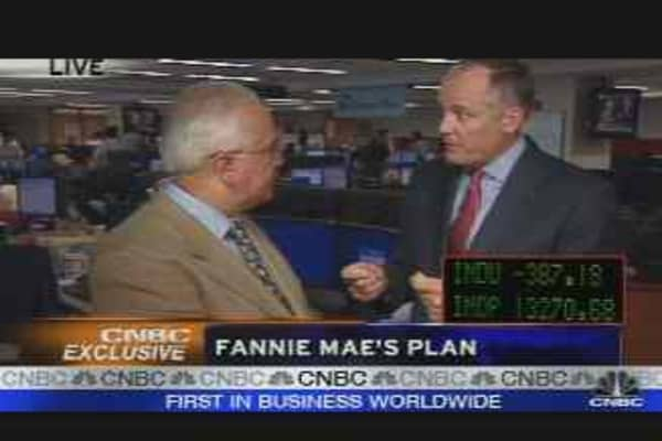 Fannie Mae to the Rescue?
