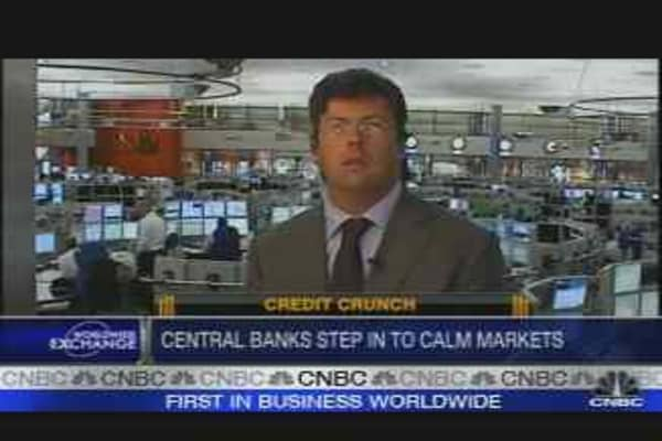 ECB Injects More Money into Banks