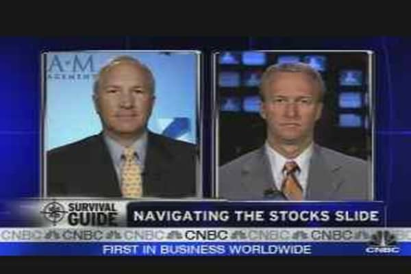 Navigating the Stocks Slide