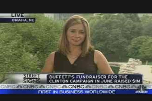 Buffett/Obama Preview