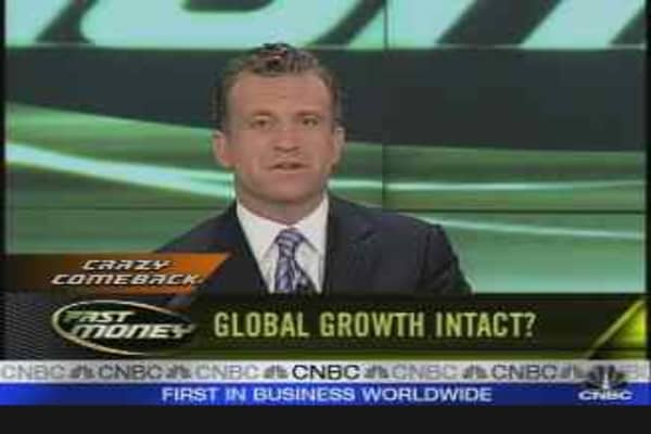 Global Growth Intact?