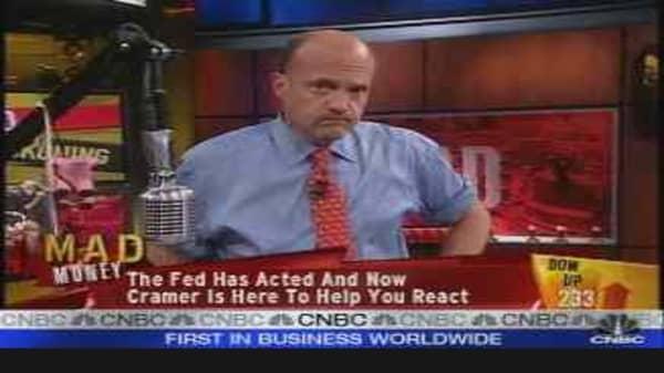 The Fed Blinks, Pt. 2