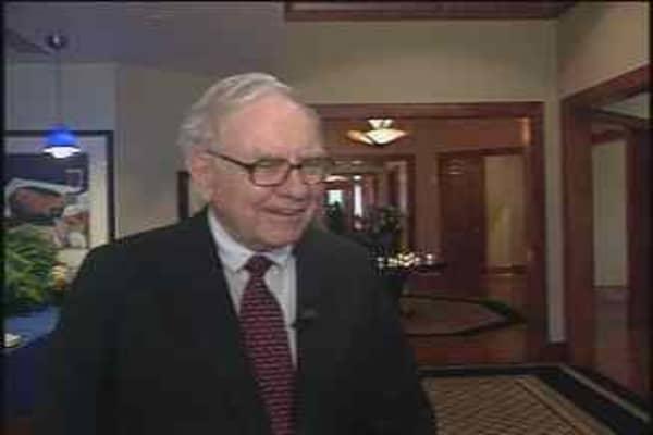 Buffett's Buying?