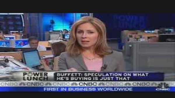 Buffett Eyeing Countrywide?