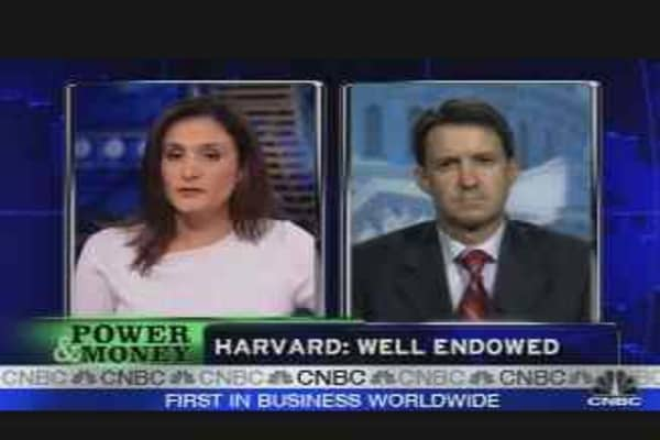 Harvard: Well Endowed