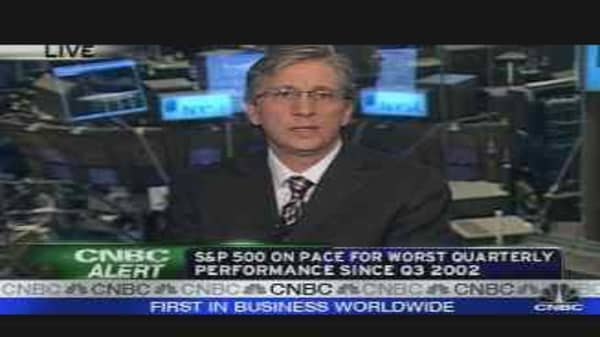 NYSE Midday Hit