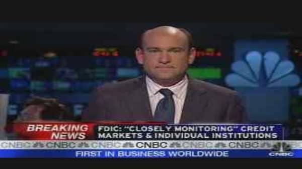 Breaking News: FDIC