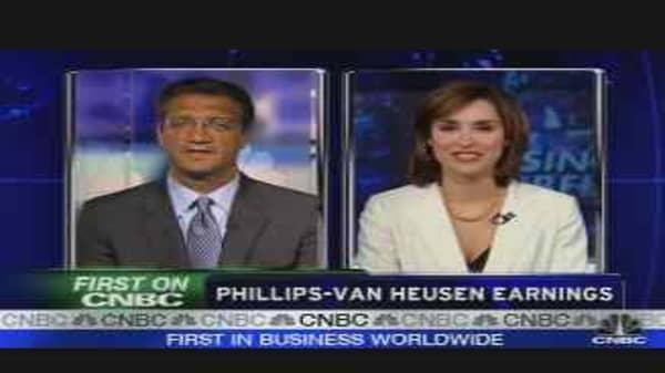 Van Heusen CEO