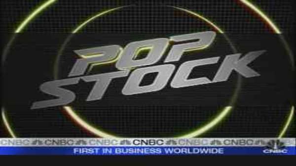 Pop Stock: iRobot