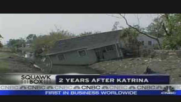 2 Years After Katrina