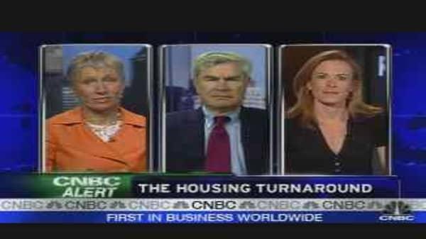 The Housing Turnaround
