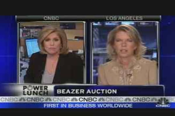 Beazer's Auction