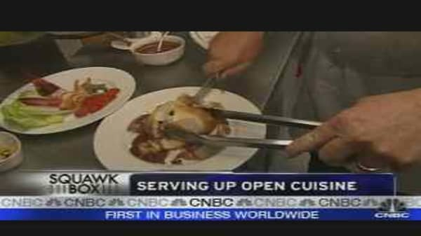 U.S. Open Dish