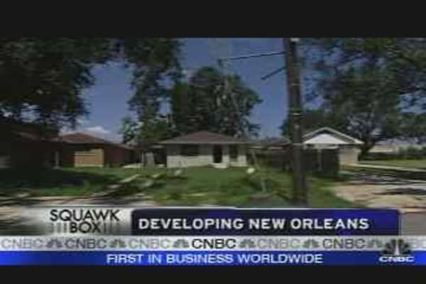 Developing New Orleans