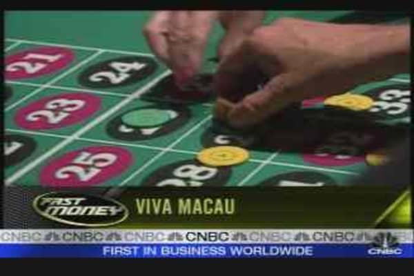 The Macau Trade