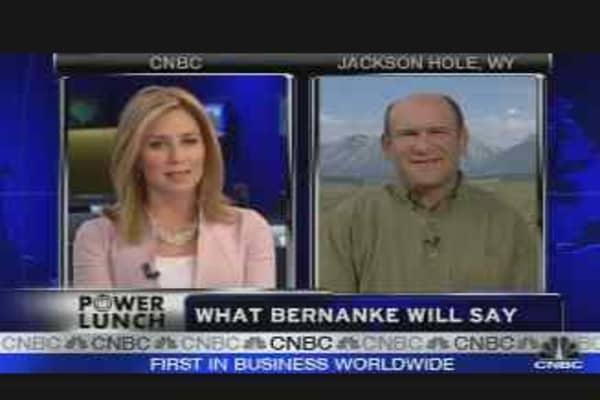 Bernanke Bets